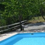 gite à louer piscine et terrain de pétanque